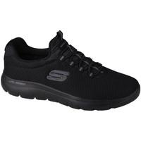 Παπούτσια Άνδρας Χαμηλά Sneakers Skechers Summits Noir