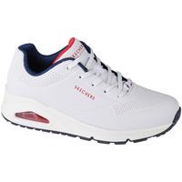 Παπούτσια Γυναίκα Χαμηλά Sneakers Skechers Uno-Stand on Air Blanc