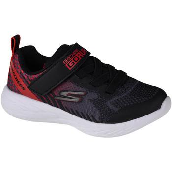 Παπούτσια Παιδί Χαμηλά Sneakers Skechers Go Run 600 Baxtux Noir