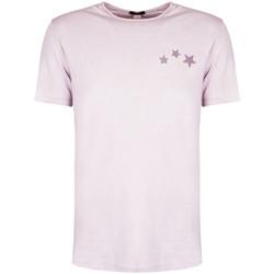 Υφασμάτινα Άνδρας T-shirt με κοντά μανίκια Antony Morato  Violet