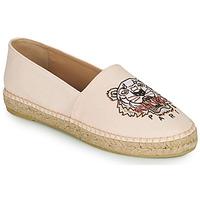 Παπούτσια Γυναίκα Εσπαντρίγια Kenzo ESPADRILLES CLASSIC TIGER Ροζ / Nude