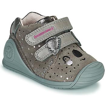 Παπούτσια Κορίτσι Χαμηλά Sneakers Biomecanics BIOGATEO CASUAL Taupe