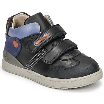 Ψηλά Sneakers Biomecanics BIOEVOLUTION BOY ΣΤΕΛΕΧΟΣ: Δέρμα & ΕΠΕΝΔΥΣΗ: Δέρμα & ΕΣ. ΣΟΛΑ: Ύφασμα & ΕΞ. ΣΟΛΑ: Συνθετικό