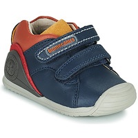 Παπούτσια Αγόρι Χαμηλά Sneakers Biomecanics BIOGATEO CASUAL Marine