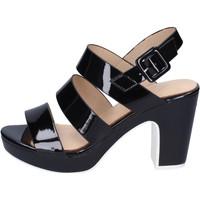 Παπούτσια Γυναίκα Σανδάλια / Πέδιλα Brigitte BJ970 Μαύρος
