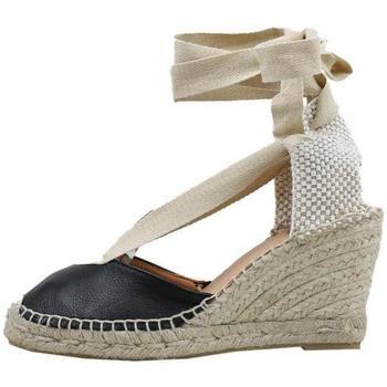 Παπούτσια Γυναίκα Εσπαντρίγια Senses & Shoes  Black