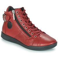 Παπούτσια Γυναίκα Ψηλά Sneakers Pataugas PALME  sangria
