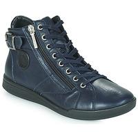 Παπούτσια Γυναίκα Ψηλά Sneakers Pataugas PALME Marine