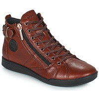 Παπούτσια Γυναίκα Ψηλά Sneakers Pataugas PALME Chataigne