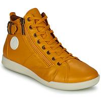 Παπούτσια Γυναίκα Ψηλά Sneakers Pataugas PALME Ocre