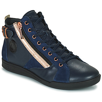Παπούτσια Γυναίκα Ψηλά Sneakers Pataugas PALME Marine / Ροζ