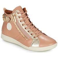 Παπούτσια Γυναίκα Ψηλά Sneakers Pataugas PALME Beige / Leo