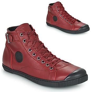 Παπούτσια Γυναίκα Ψηλά Sneakers Pataugas LATSA  sangria