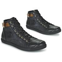 Παπούτσια Γυναίκα Ψηλά Sneakers Pataugas LATSA Black / Gold