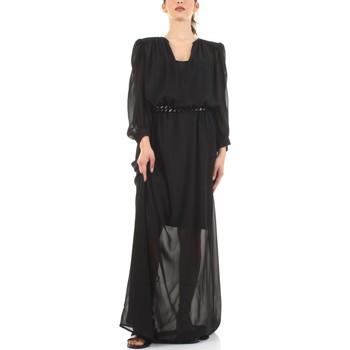 Υφασμάτινα Γυναίκα Μακριά Φορέματα John Richmond RWP21003VE Nero