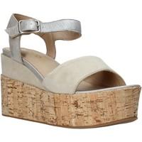 Παπούτσια Γυναίκα Σανδάλια / Πέδιλα IgI&CO 1191 Γκρί