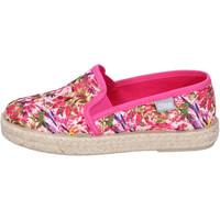 Παπούτσια Κορίτσι Εσπαντρίγια Enrico Coveri Αθλητικά BJ977 Ροζ