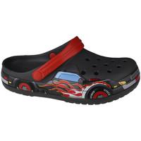 Παπούτσια Παιδί Σαμπό Crocs Fun Lab Truck Band Clog Grise