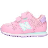Παπούτσια Παιδί Χαμηλά Sneakers New Balance IV500 Rose