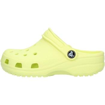 Παπούτσια Αγόρι Σαμπό Crocs 204536 Lime green