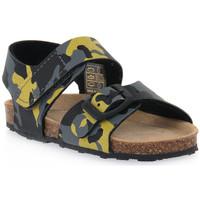 Παπούτσια Σανδάλια / Πέδιλα Grunland GIALLO 40AFRE Giallo