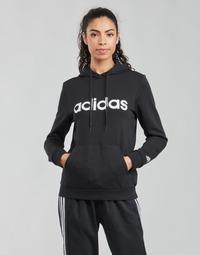 Υφασμάτινα Γυναίκα Φούτερ adidas Performance WINLID Black