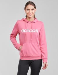 Υφασμάτινα Γυναίκα Φούτερ adidas Performance WINLID Ροζ