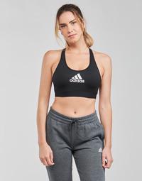 Υφασμάτινα Γυναίκα Αθλητικά μπουστάκια  adidas Performance DESTASK Black