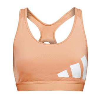 Υφασμάτινα Γυναίκα Αθλητικά μπουστάκια  adidas Performance BETEBAR Blush / Ambiant