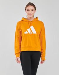 Υφασμάτινα Γυναίκα Φούτερ adidas Performance WIFIEB HOODIE Orange / Focus