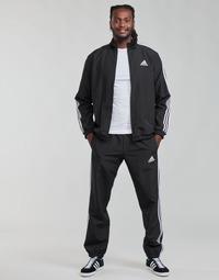 Υφασμάτινα Άνδρας Σετ από φόρμες adidas Performance M 3S WV TT TS Black
