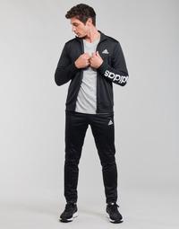 Υφασμάτινα Άνδρας Σετ από φόρμες adidas Performance M LIN TR TT TS Black