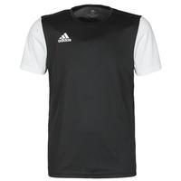Υφασμάτινα Άνδρας T-shirt με κοντά μανίκια adidas Performance ESTRO 19 JSY Black