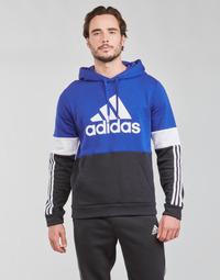 Υφασμάτινα Άνδρας Φούτερ adidas Performance M CB HD Μπλέ / Eclatant