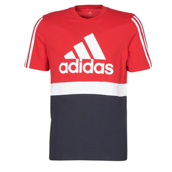 Υφασμάτινα Άνδρας T-shirt με κοντά μανίκια adidas Performance M CB T Κόκκινο