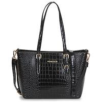 Τσάντες Γυναίκα Cabas / Sac shopping Nanucci 9530 Black