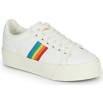 Παπούτσια Γυναίκα Χαμηλά Sneakers Gola ORCHID PLATFORM RAINBOW Άσπρο / Multicolour