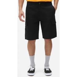 Υφασμάτινα Άνδρας Σόρτς / Βερμούδες Dickies Short  Slim Fit noir