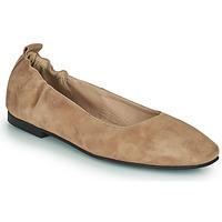Παπούτσια Γυναίκα Μπαλαρίνες Betty London PETRUS Cognac