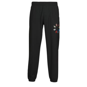 Υφασμάτινα Άνδρας Φόρμες adidas Originals ST SWEAT PANT Black
