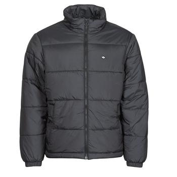 Υφασμάτινα Άνδρας Μπουφάν adidas Originals PAD STAND PUFF Black