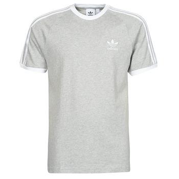 T-shirt με κοντά μανίκια adidas 3-STRIPES TEE Σύνθεση: Βαμβάκι