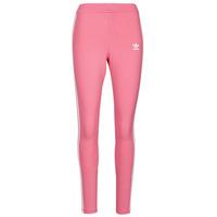 Υφασμάτινα Γυναίκα Κολάν adidas Originals 4 STRIPES TIGHT Ton / Ροζ