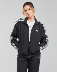 Υφασμάτινα Γυναίκα Σπορ Ζακέτες adidas Originals TRACK TOP Black