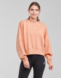 Υφασμάτινα Γυναίκα Φούτερ adidas Originals SWEATSHIRT Blush / Ambiant