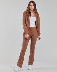Υφασμάτινα Γυναίκα Φόρμες adidas Originals OPEN HEM TP Brown