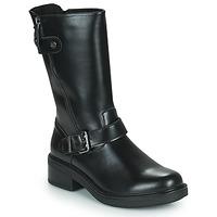 Παπούτσια Γυναίκα Μπότες Chattawak CAROLINA Black