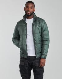 Υφασμάτινα Άνδρας Μπουφάν G-Star Raw MEEFIC QUILTED JKT Green