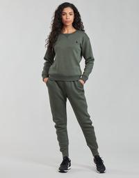 Υφασμάτινα Γυναίκα Φόρμες G-Star Raw PREMIUM CORE 3D TAPERED SW PANT WMN Grey