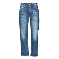 Υφασμάτινα Γυναίκα Jeans 3/4 & 7/8 Le Temps des Cerises 400/18 BASIC Μπλέ